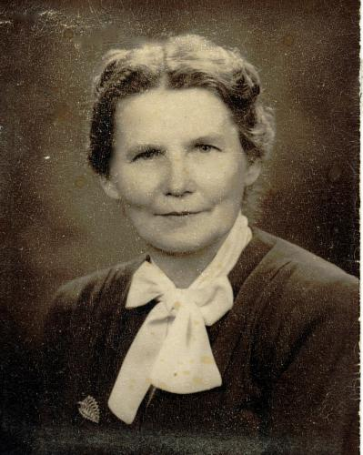 Renate's Mother, Ida